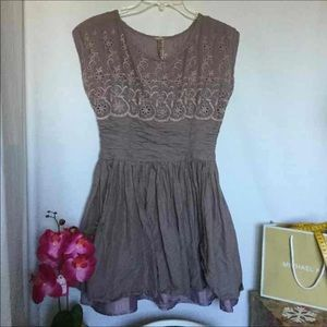 Free People Summer Dress Size 6